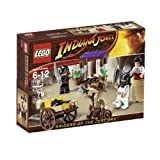 LEGO Indiana Jones Ambush in Cairo (7195) ~ LEGO
