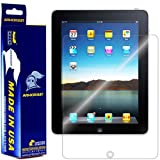 ArmorSuit MilitaryShield - Apple iPad 1 / 1st Gen Screen Protector Shield with Lifetime Replacements