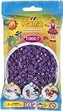 HAMA 207-07 - Perlen lila, 1000 Stück von Hama