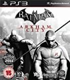 Batman Arkham City Robin Edition Game PS3