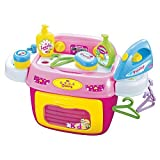 Berry Toys My First Portable Chores Washing Machine Play Set by Berry Toys