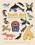 Cape Dorset Inuit Art Sticker Book