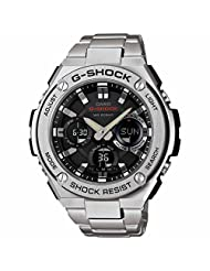 G-Shock Men's G-Steel Watch | Stainless Steel/Black | One Size