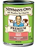 Newman's Own Chicken Formula for Dogs, 12.7-Ounce Cans (Pack of 12)