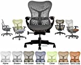 Mirra Chair by Herman Miller - Official Retailer - Basic Graphite on Graphite