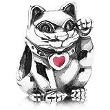 Pandora - 790989EN05 - Drops Femme - Argent 925/1000 - Chat