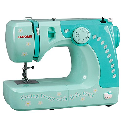 Janome-11706-34-Size-Hello-Kitty-Sewing-Machine
