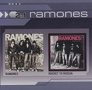 Ramones Ramones Rocket To Russia Amazon Com Music