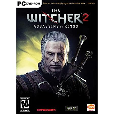 Witcher 2 Assassins of Kings Enhanced PC