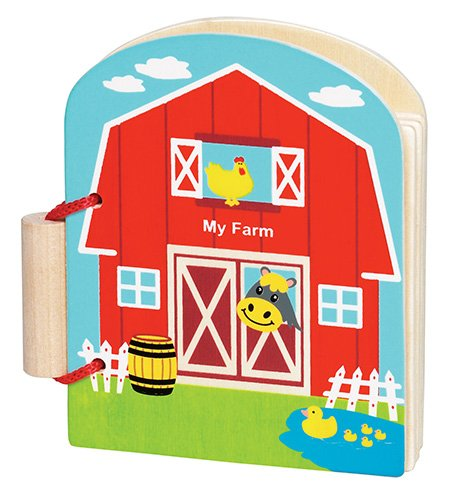 Original Toy Kids Children My Farm- Original First Book - 1