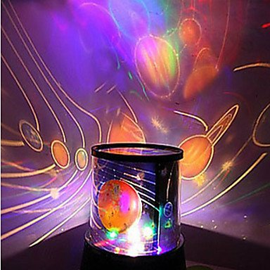 Ggb- Amazing Star Master Night Light Projector (100-240V) front-186471