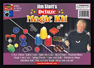 Jim Stott's Deluxe Magic Kit
