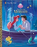 The Little Mermaid Big Golden Book (Disney Princess) (a Big Golden Book)