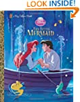 The Little Mermaid Big Golden Book (D...