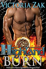 Highland Burn (Guardians of Scotland Book 1)
