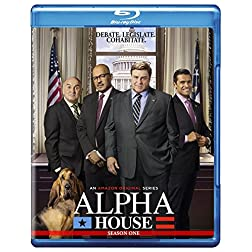 Alpha House: Season 1 [Blu-ray]