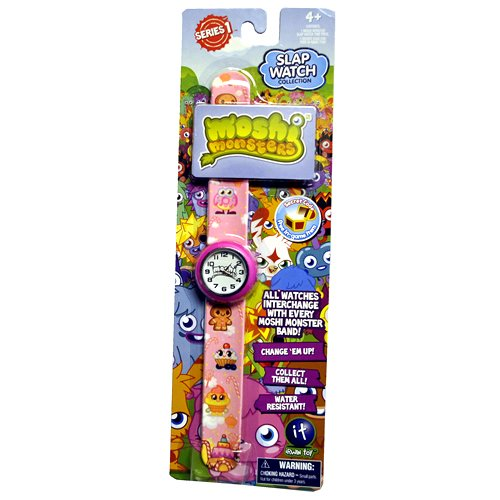 Moshi Monsters Slap Watch Foodies Random Case Color - 1