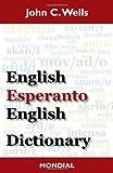 img - for English-Esperanto-English Dictionary (2010 Edition) book / textbook / text book