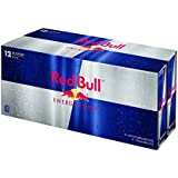 Red Bull Energy Drink, 8.4-Fluid Ounce Cans, 12 Pack