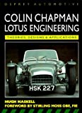 img - for Colin Chapman: Lotus Engineering - Theories, Designs and Applications by Hugh Haskell (1998-12-18) book / textbook / text book