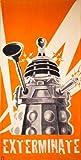 Doctor Who Exploding Tardis Pandorica Towel