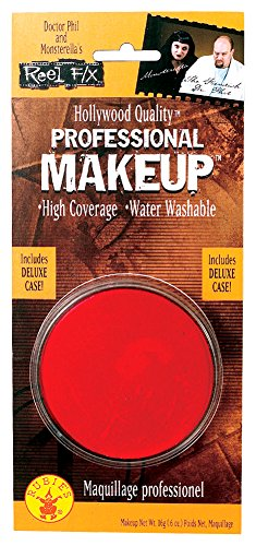 Rubie's Costume Co Women's Reel FX Professional Red Makeup