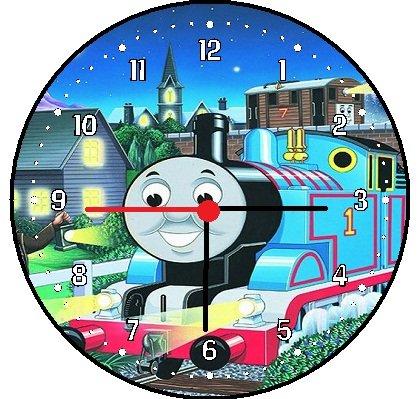 Thomas the Train Wall Clock