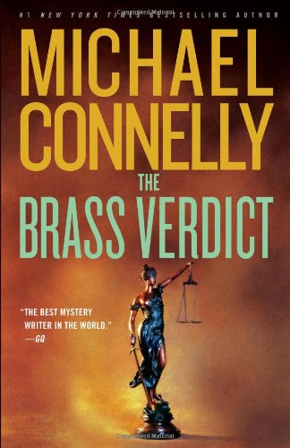 Image of The Brass Verdict: A Novel (A Lincoln Lawyer Novel)