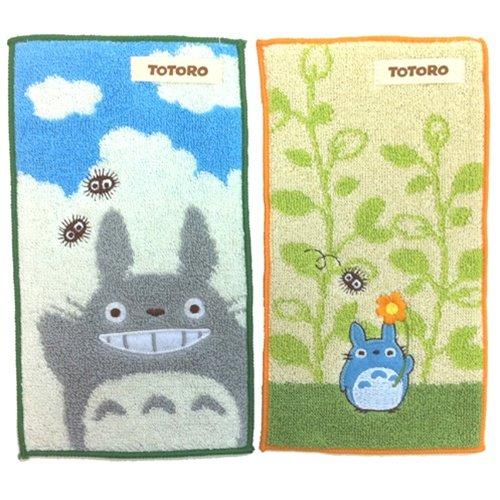 And Ghibli Totoro sunshine Pocket towel two pair 590642