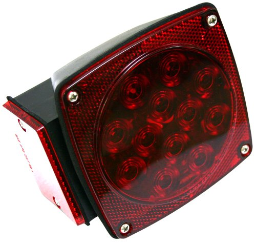 Blazer Cw783 Led Drivers Side Submersible Combo Stop/Tail/Turn Light