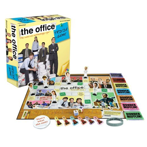 The Office Trivia Game (Heartland Tv Show Merchandise compare prices)