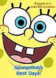 SpongeBob's Best Days! (Jumbo Coloring Book)