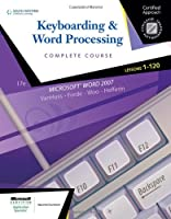 Keyboarding & Word Processing Complete Course Lessons by VanHuss