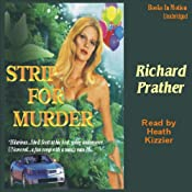 Strip for Murder | Richard S. Prather