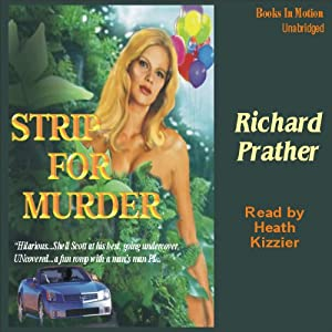 Strip for Murder | [Richard S. Prather]