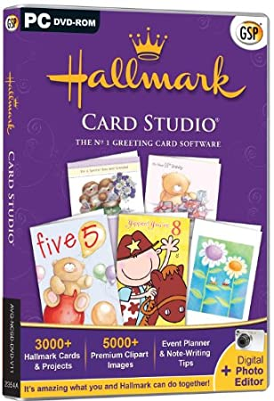 Hallmark Card Studio (PC)