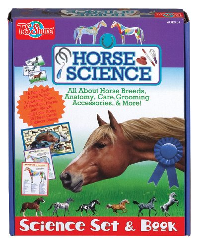 T.S. Shure Horse Science Set & Book