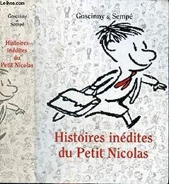 HISTOIRES INEDITES DU PETIT NICOLAS