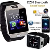 Cubee Bluetooth Smart Watch DZ09 Phone With Camera And Sim Card & SD Card Support With Apps Like Facebook And...