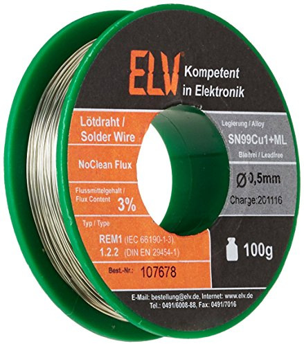 elv-no-clean-lotzinn-bleifrei-sn99cu1-ml-05-mm-100-g