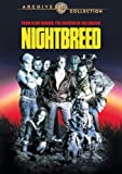 Nightbreed [DVD] [1990] [Full English Cover / Region 2] - Craig Sheffer, David Cronenberg