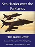 img - for Sea Harrier over the Falklands: The Black Death book / textbook / text book