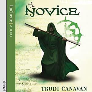 The Novice: The Black Magician Trilogy, Book Two | [Trudi Canavan]