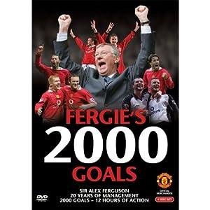 Fergie's 2000 Goals