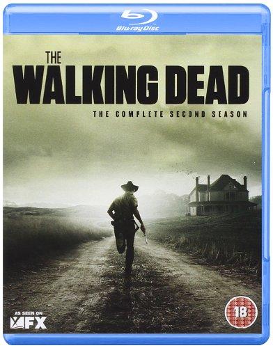The Walking Dead - Season 2 [Blu-ray] [Edizione: Regno Unito]