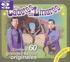 60 GRANDES EXITOS DE LOS CADETES DE LINARES