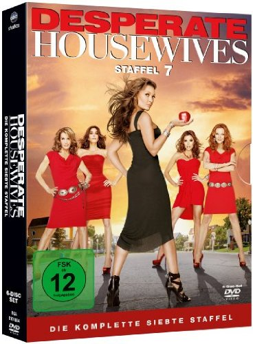 Desperate Housewives - Die komplette siebte Staffel [6 DVDs]