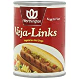 Worthington Veja-Links, 19-Ounce Cans (Pack of 12) ~ Worthington
