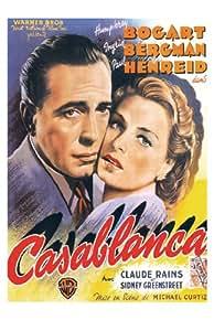 Casablanca (French) Movie Poster - 11x17