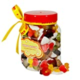 Haribo Star Mix Sweets Gift Jar (Small 750ml)